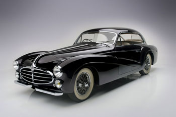 Delahaye 235 coupe by Jaques Saoutchik