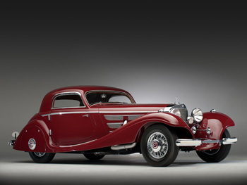 Mercedes-Benz 540K Special Coupe