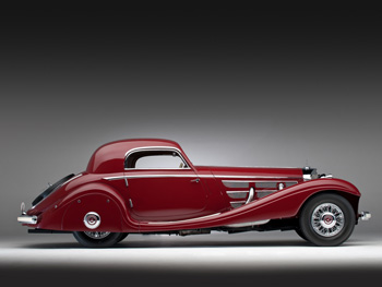 Mercedes-Benz 540K Special Coupe 1937–38 гг