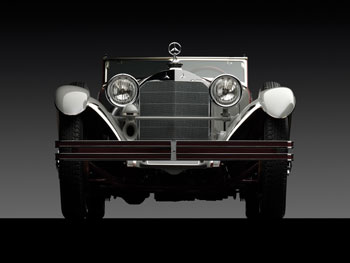 Mercedes-Benz 680S Torpedo Roadster 1928 года
