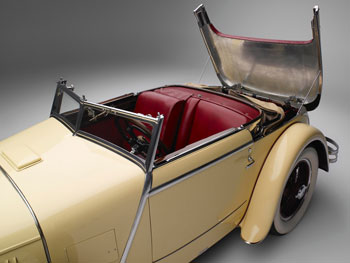 Mercedes-Benz 680S Torpedo Roadster