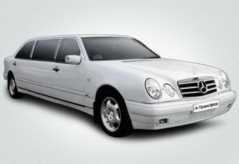 9c33109f48ea8b Оренда лімузина Mercedes W210 на весілля у Львові ...